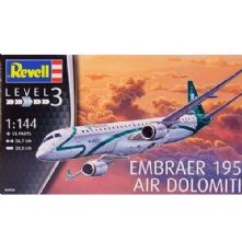 Embraer 195 - Air Dolomiti ( NEW )